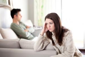 Dating passiver aggressiver Mann